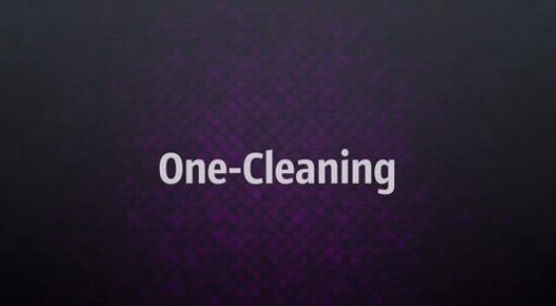 One-Cleaning