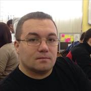 Юристы у метро Крылатское, Игорь, 43 года