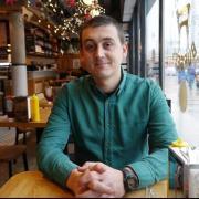 Доставка продуктов из магазина Зеленый Перекресток - Киевская, Николай, 33 года