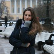 Юристы у метро Охотный Ряд, Юлия, 31 год