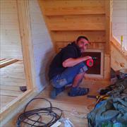 Открытие замков в квартире, Иван, 36 лет