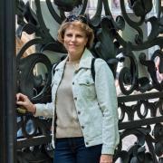 Покраска лестниц, Наталья, 54 года