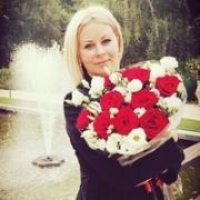 Наращивание цветных ресниц, Юлия, 35 лет