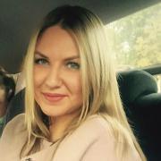 Татуировки на шее, Ирина, 32 года