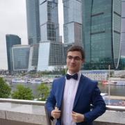 Доставка романтического ужина на дом - Крылатское, Денис, 22 года