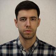 Разработка HTML верстки сайта, Вячеслав, 34 года