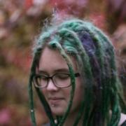 Тоннели в ушах, Анна, 22 года
