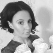 Молочный пилинг, Анна, 28 лет