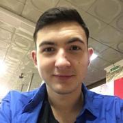 Доставка продуктов из магазина Зеленый Перекресток - Савеловская, Андрей, 25 лет