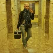 Коррекция нарощенных ногтей, Кристина, 35 лет