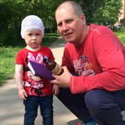 Доставка еды из ресторанов в Раменском, Сергей, 51 год