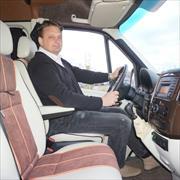 Аренда микроавтобуса на свадьбу, Дмитрий, 51 год