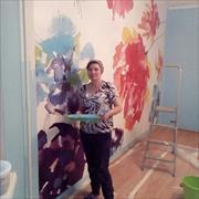 Окраска окон, Алена, 53 года