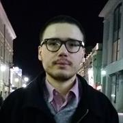 Агентства промоутеров, Александр, 30 лет