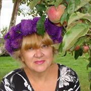 Уборка, Татьяна, 58 лет