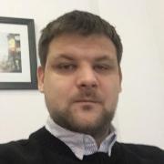 Доставка продуктов из магазина Зеленый Перекресток - Чистые пруды, Дмитрий, 35 лет