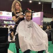 Окрашивание волос, Ксения, 43 года