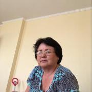 Раздача печатных, рекламных материалов в Волгограде, Палина, 60 лет