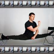Татуировки на ноге, Антон, 36 лет