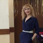 Молочный пилинг, Марина, 49 лет