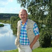 Окраска деревянных дверей, Николай, 62 года
