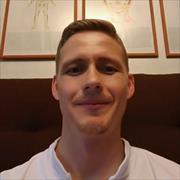 Стоун-массаж, Александр, 37 лет