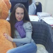 Дарья Кошевар, г. Санкт-Петербург