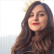 Репетитор ораторского мастерства в Краснодаре, Фаридэ, 24 года