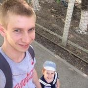 Цена работ по перекрытию крышу профнастилом в Астрахани, Дмитрий, 28 лет