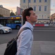 Доставка продуктов из магазина Зеленый Перекресток - Преображенская площадь, Денис, 23 года