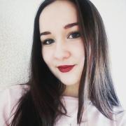 Услуги промоутеров в Омске, Ирина, 22 года