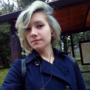 Мойка фасадов в Уфе, Анастасия, 21 год