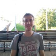 Доставка продуктов из магазина Зеленый Перекресток - Бауманская, Василий, 25 лет