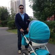 Доставка еды из ресторанов - Окская, Руслан, 33 года
