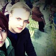 Доставка продуктов из магазина Зеленый Перекресток - Алексеевская, Максим, 24 года