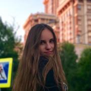 Доставка романтического ужина на дом - Нагатинская, Алёна, 26 лет