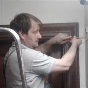 Прокладка кабеля по потолку, Артур, 44 года