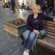 Мытье полов, Марина, 55 лет