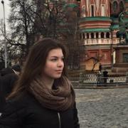 Массаж в Новосибирске, Анастасия, 22 года