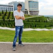 Съёмка с квадрокоптера в Уфе, Айдар, 31 год