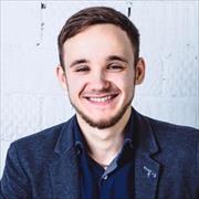 Доставка еды на дом из Кофе Хауз, Яков, 26 лет