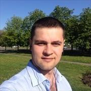 Разработка HTML верстки сайта, Андрей, 34 года