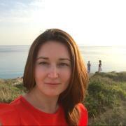 Сканирование картин, Кристина, 33 года