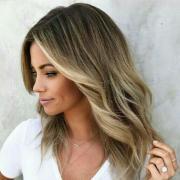 Окрашивание волос Омбре, Виктория, 41 год