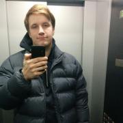 Доставка продуктов из магазина Зеленый Перекресток - Волоколамская, Евгений, 26 лет