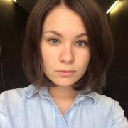 Доставка продуктов из Ленты - Киевская, Анастасия, 30 лет