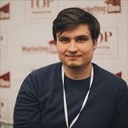 Разработка сайтов, Алексей, 32 года