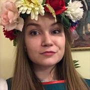 Доставка фаст фуда на дом - Каховская, Евгения, 27 лет