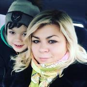 Горячий педикюр, Анастасия, 35 лет