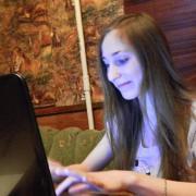 Художественный редактор, Юлия, 34 года